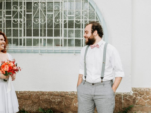 O casamento de Gustavo e Gabriela em São Paulo, São Paulo 1