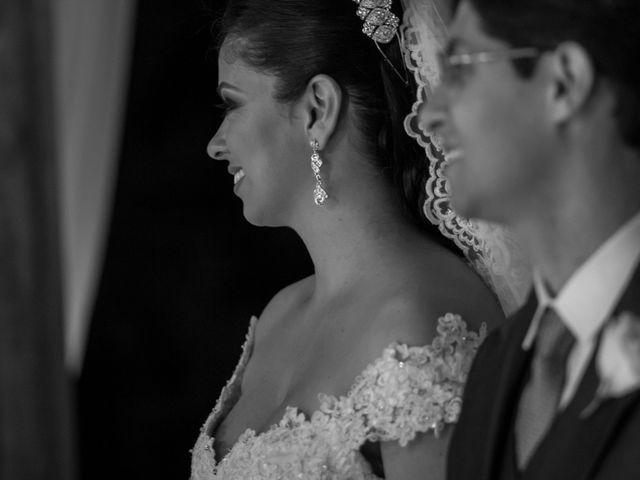O casamento de Patricia e Carlos