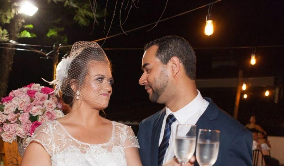 O casamento de Felipe e Damiana em Contagem, Minas Gerais