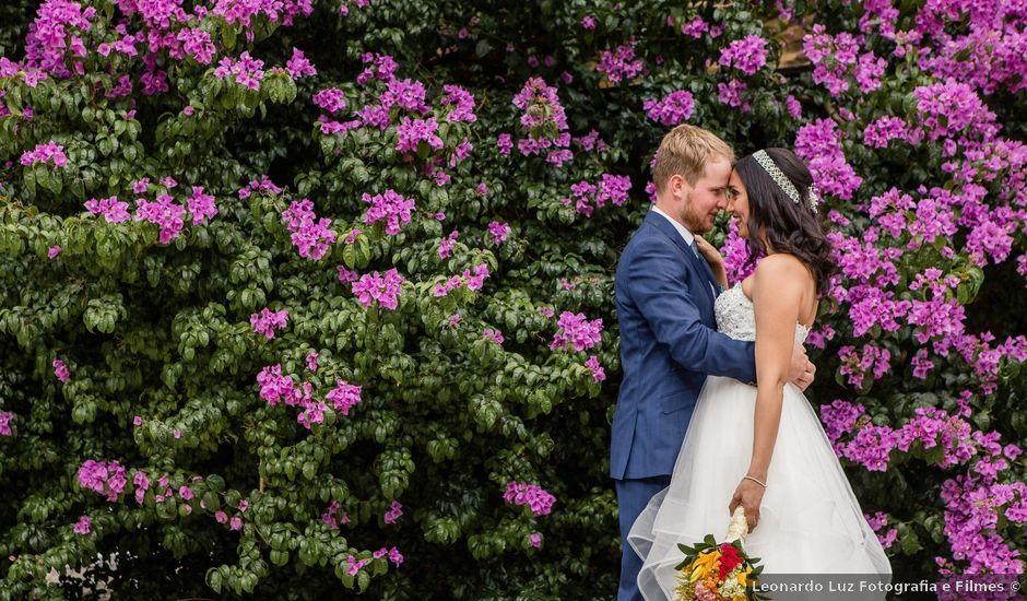 O casamento de Greg e Thais em Mairiporã, São Paulo