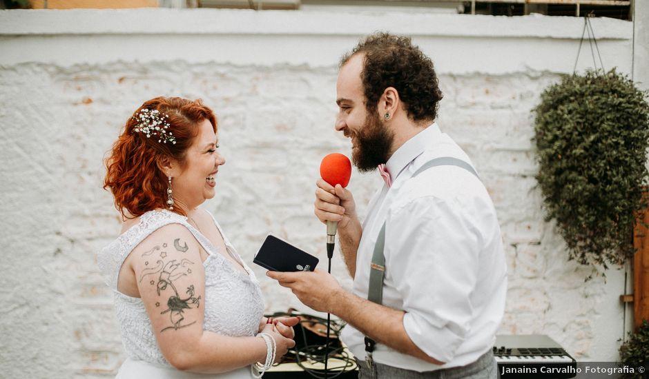 O casamento de Gustavo e Gabriela em São Paulo, São Paulo