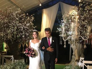 O casamento de Talita e Alexandre