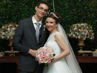 O casamento de Calebe e Flor