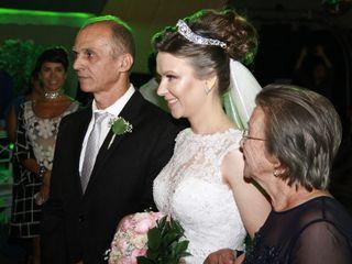 O casamento de Calebe e Flor 2
