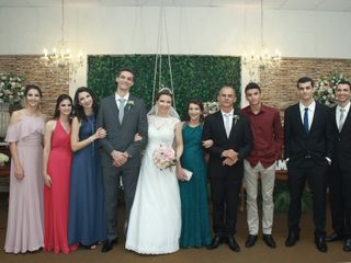 O casamento de Calebe e Flor 3