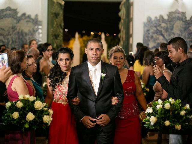O casamento de Erisvaldo e Helena em Cachoeira, Bahia 12
