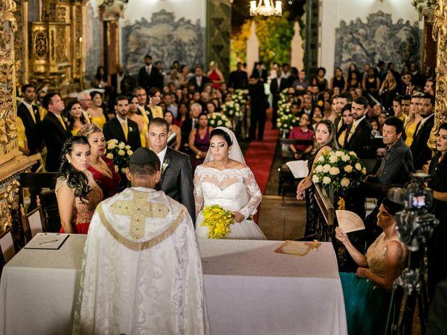 O casamento de Erisvaldo e Helena em Cachoeira, Bahia 16