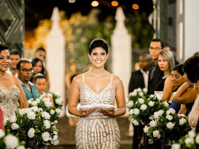 O casamento de Erisvaldo e Helena em Cachoeira, Bahia 19