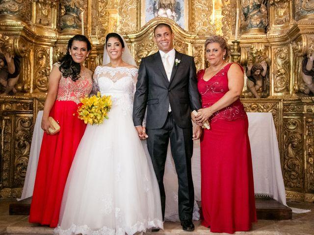 O casamento de Erisvaldo e Helena em Cachoeira, Bahia 20