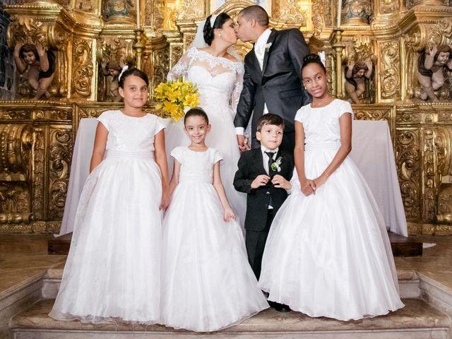 O casamento de Erisvaldo e Helena em Cachoeira, Bahia 22