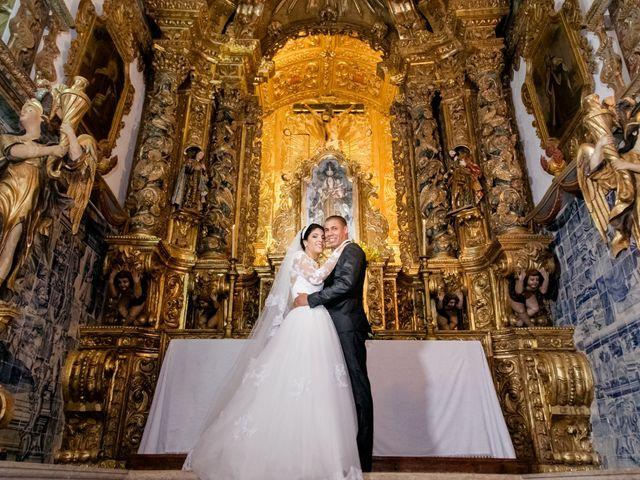 O casamento de Erisvaldo e Helena em Cachoeira, Bahia 23