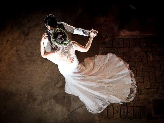 O casamento de Izabela e Marcus