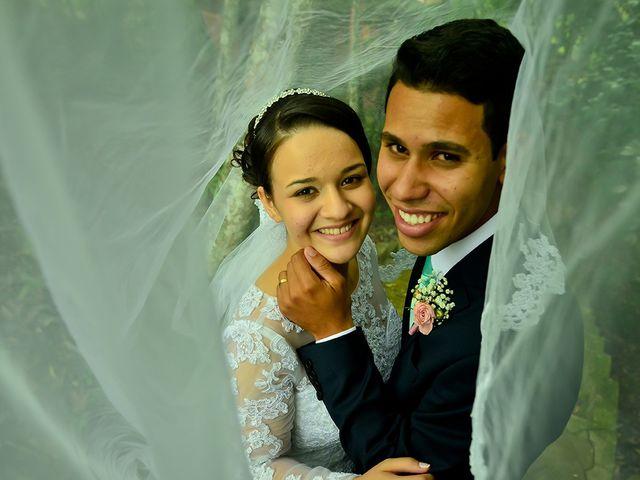 O casamento de Amanda e Mateus