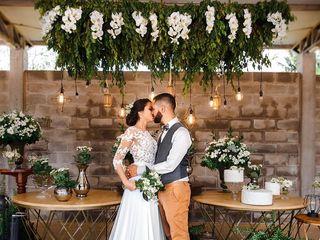 O casamento de Eduarda Jafia e Plinio Andrade 1