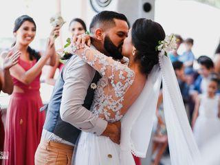 O casamento de Eduarda Jafia e Plinio Andrade 3
