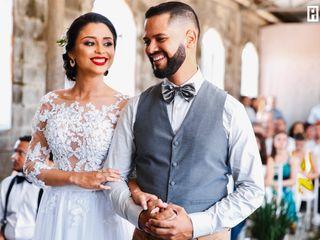 O casamento de Eduarda Jafia e Plinio Andrade