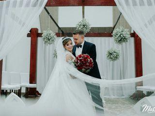 O casamento de Yukie e Rafael