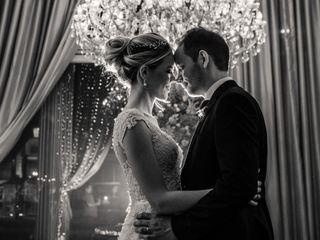 O casamento de Luciane e Paulo