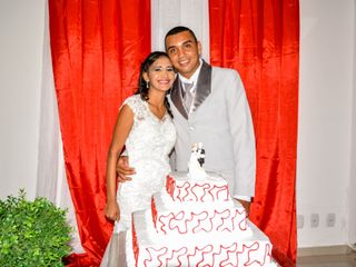 O casamento de Gabriel  e Luciane