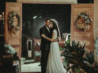 O casamento de Sarah e Anthonio