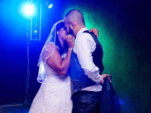 O casamento de Izabel e Renato