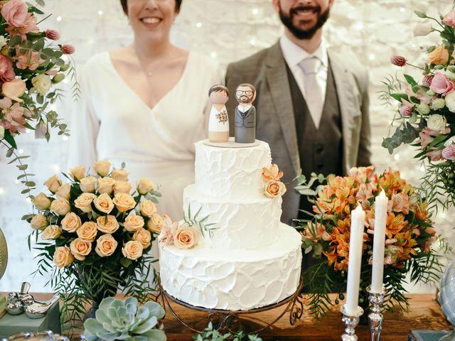 O casamento de Paola e Maurício
