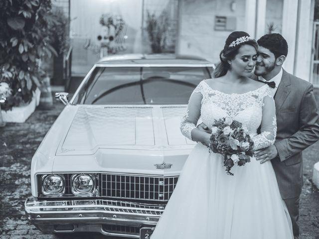 O casamento de Agatha e Bruno