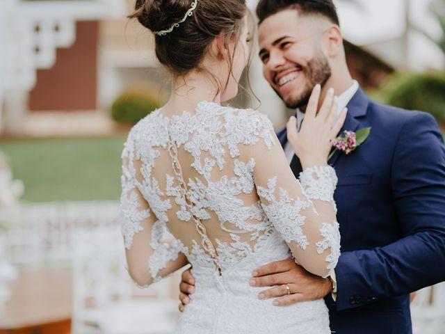 O casamento de Gleicy e André