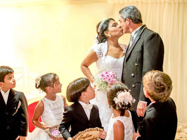 O casamento de Hivia e Francisco
