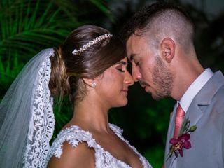 O casamento de Amanda e Tassio