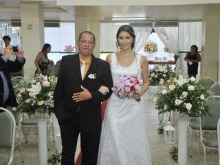 O casamento de Gabriela Santiago Mercês Pereira e Jefferson Santos Pereira 1
