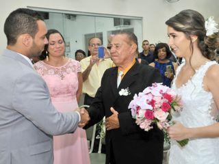 O casamento de Gabriela Santiago Mercês Pereira e Jefferson Santos Pereira 2