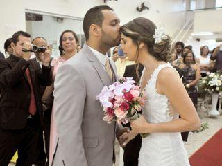 O casamento de Gabriela Santiago Mercês Pereira e Jefferson Santos Pereira 3