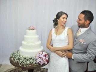 O casamento de Gabriela Santiago Mercês Pereira e Jefferson Santos Pereira