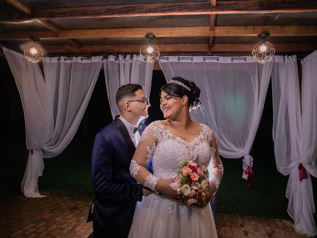 O casamento de Felipe e Nicole
