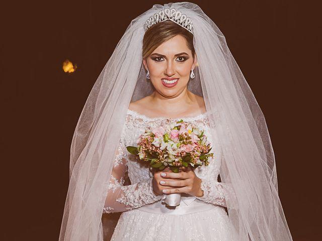 O casamento de Nilo e Keitia em Goiânia, Goiás 1