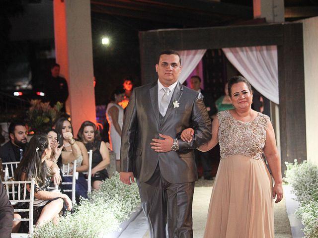 O casamento de Nilo e Keitia em Goiânia, Goiás 10