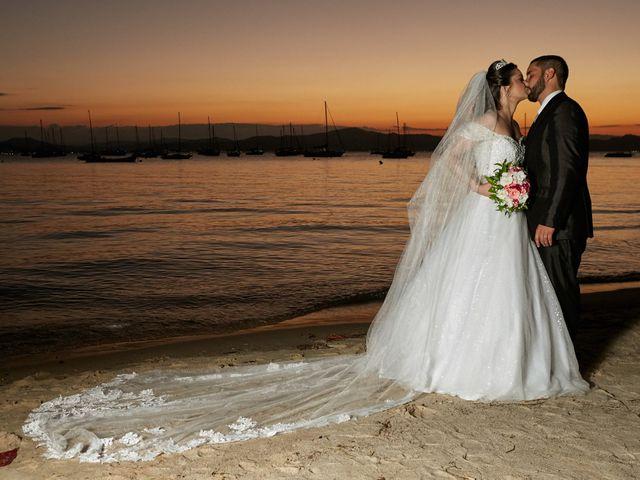 O casamento de Jaqueline e Danilo