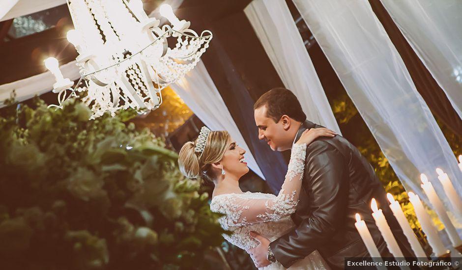 O casamento de Nilo e Keitia em Goiânia, Goiás