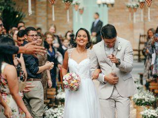 O casamento de Gabriele e Sérgio