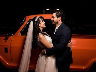 O casamento de Daiane  e Diego