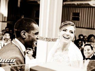 O casamento de Bianca e Atailson
