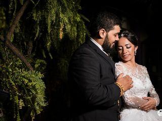 O casamento de Sheila Almeida e Haron Xavier