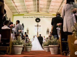 O casamento de Sheila Almeida e Haron Xavier 3