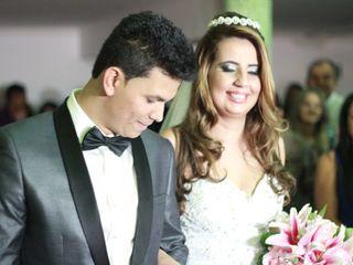 O casamento de Raul e Jennifer