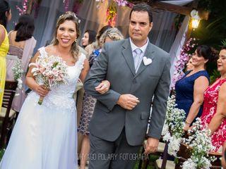 O casamento de Marcelle e Paulo
