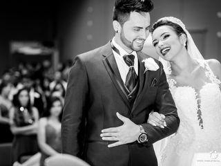 O casamento de Camila e Philipp