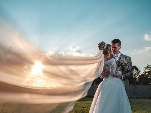 O casamento de Dayse e Ruan