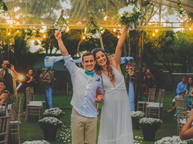 O casamento de Glauber e Luana em Fundão, Espírito Santo 24