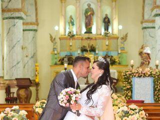 O casamento de Catiana e Magno 1